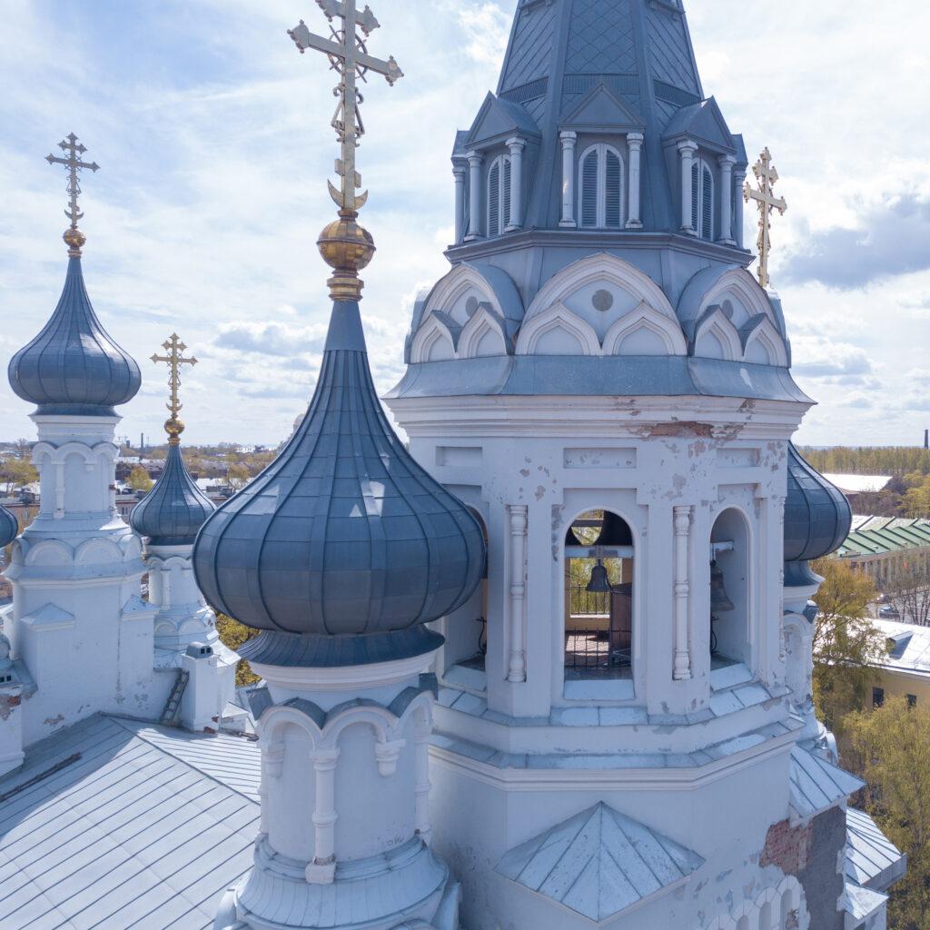 Обложка Владимирский собор