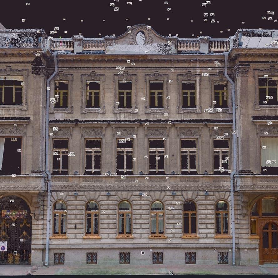 Результаты обследования фасада особняка Нейдгартов 02