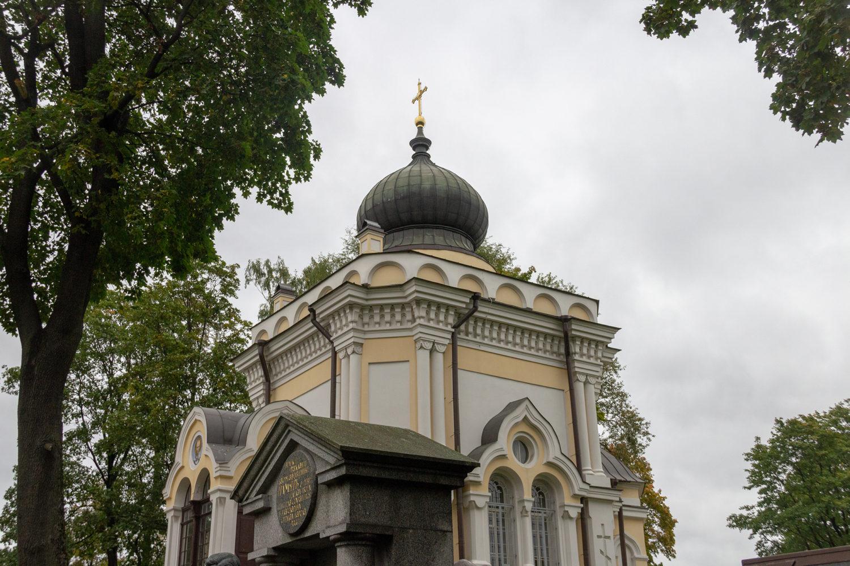 Фотография объекта - Церковь святого Николая