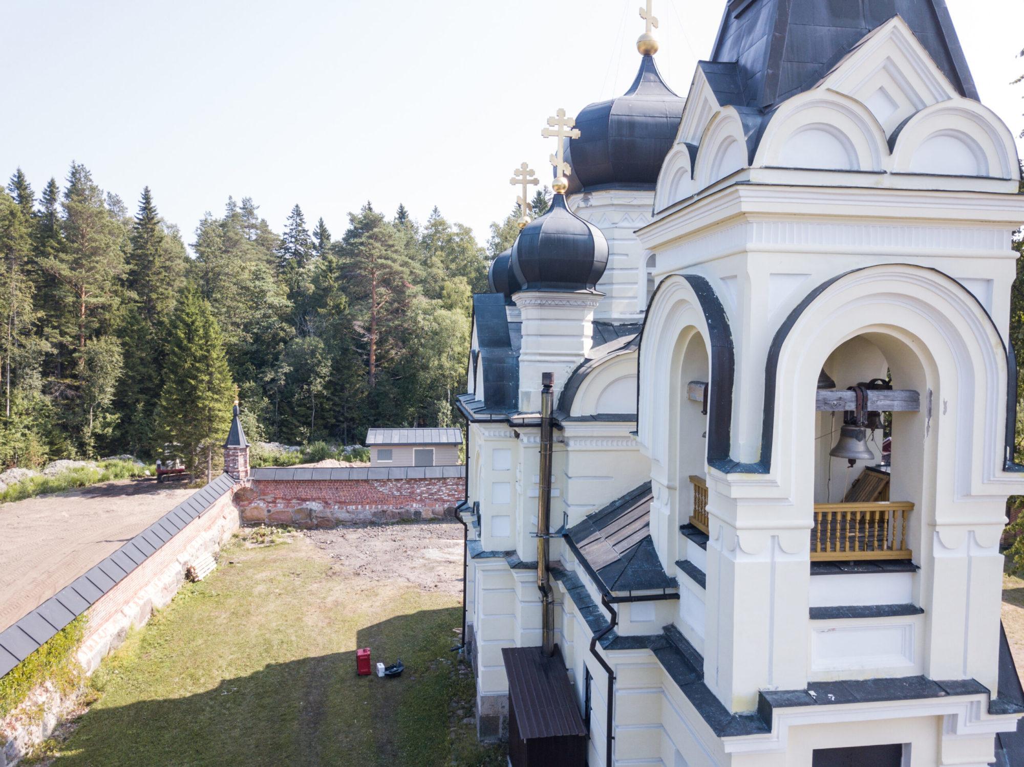 Фотография объекта - Коневский скит