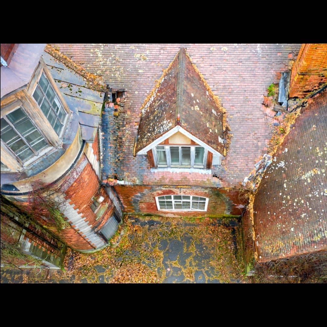Фотография объекта - Запасной дом вид сверху 02
