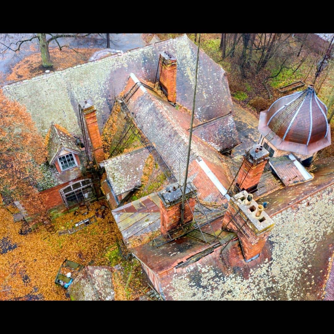 Фотография объекта - Запасной дом вид сверху