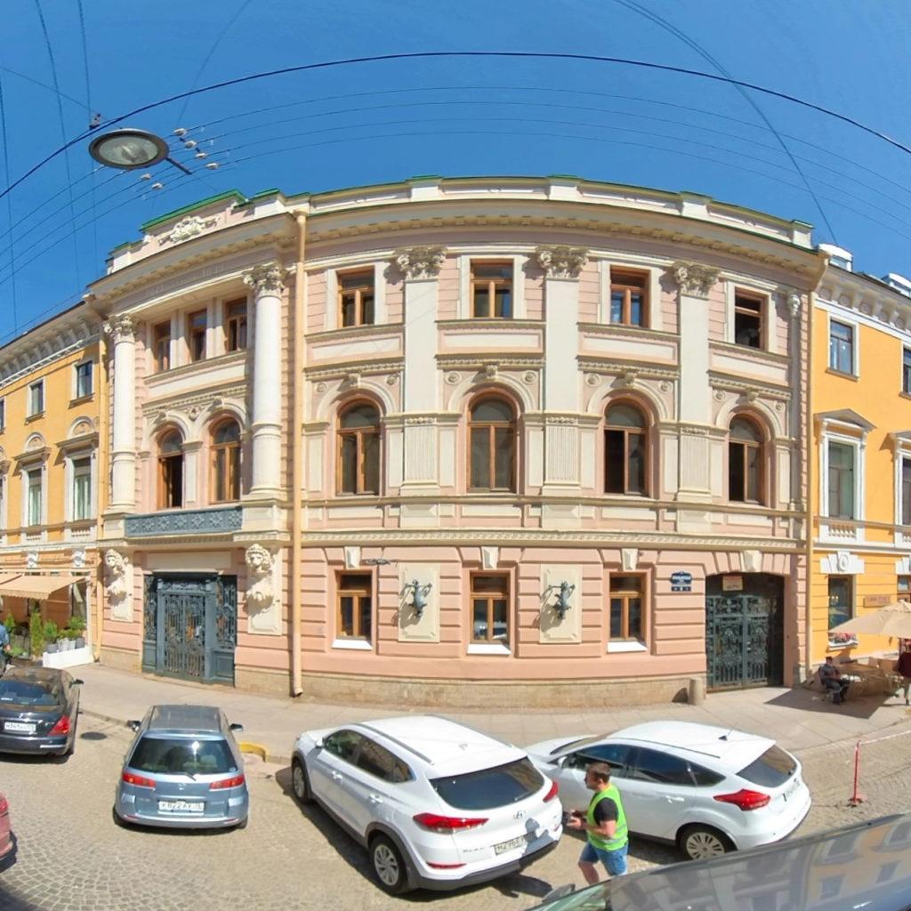 Обложка проекта - Итальянская, 8