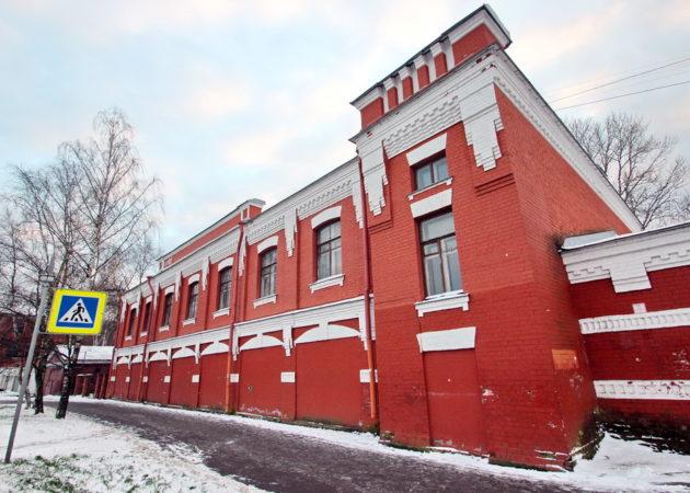 Фото «Кронштадт, Кронштадтское шоссе, 2» автора Дмитрия Ратникова