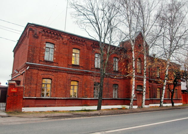 Фото «Кронштадт, Кронштадтское шоссе, дом 1» автора Дмитрия Ратникова