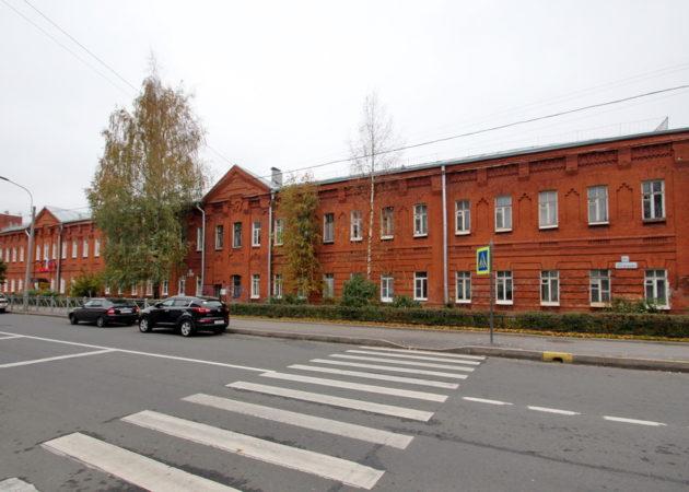 Фото «Кронштадт, улица Зосимова, 11» автора Дмитрия Ратникова