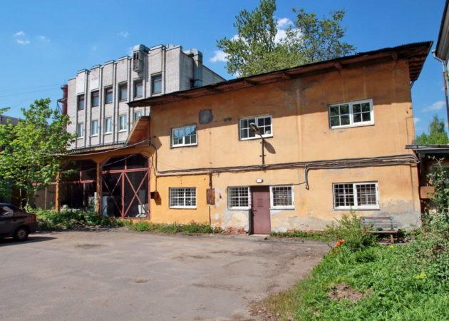 Фото «Политехническая улица, дом 32, литера Т» автора Дмитрия Ратникова